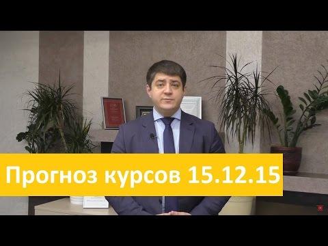 Аналитика форекс. Владимир Чернов 15 12 2015, прогнозы по рынку Форекс на сегодня.