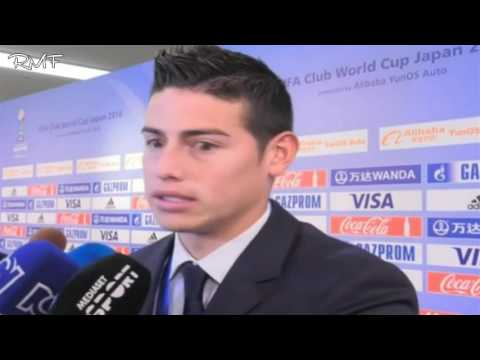 James Rodriguez says he could ask to leave Real Madrid