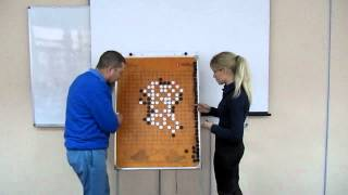 👨🏫  Игра Го: Начинающие разбирают свои игры!