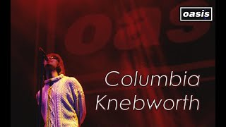 Oasis - Columbia (Live at Knebworth '96) [2nd Night] - Remastered