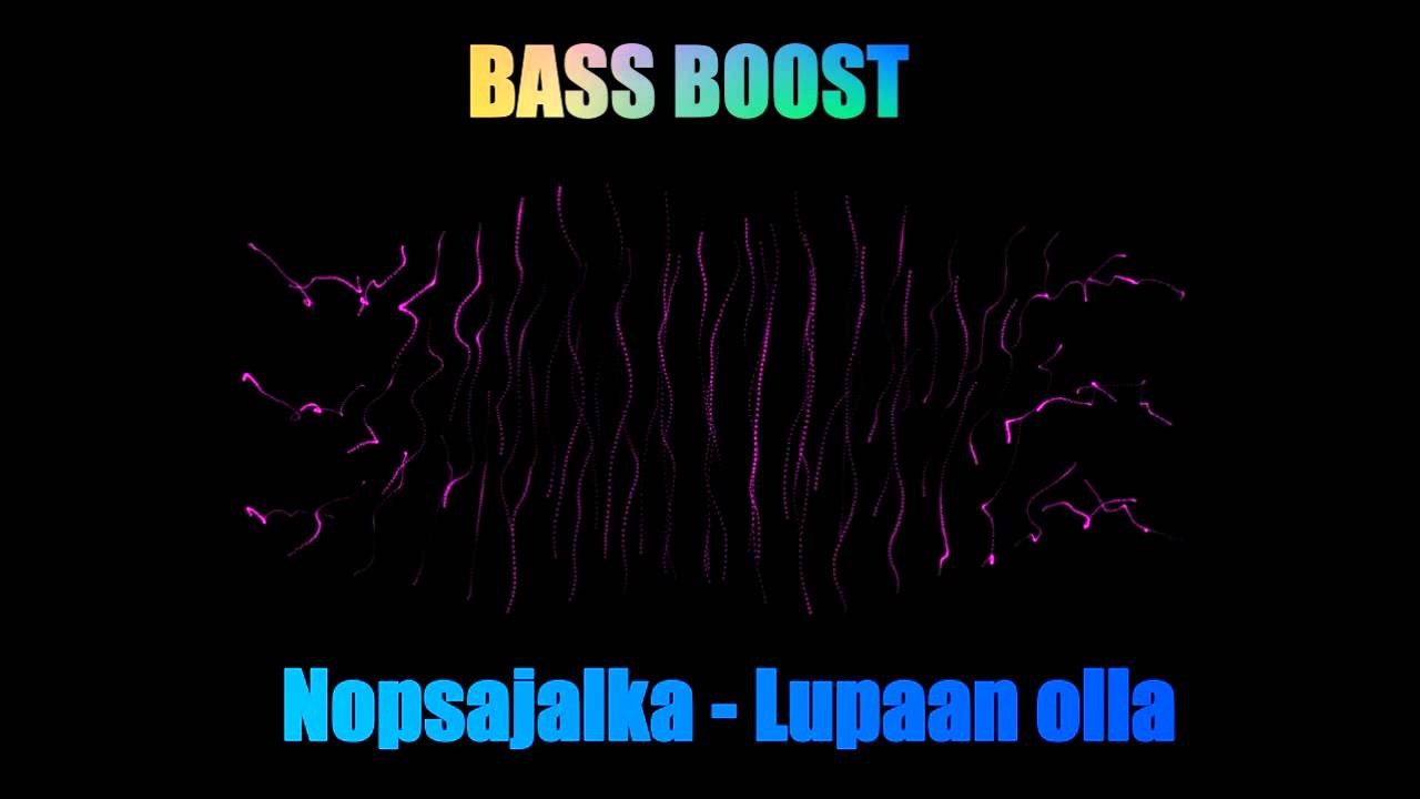 nopsajalka-lupaan-olla-bass-boosted-joulukakka2009