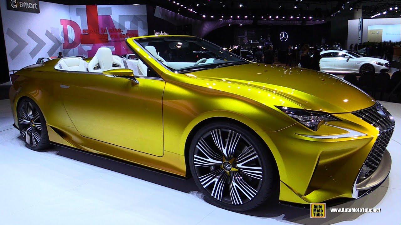 2016 Lexus LF-C2 Concept - Exterior and Interior Walkaround - Debut ...