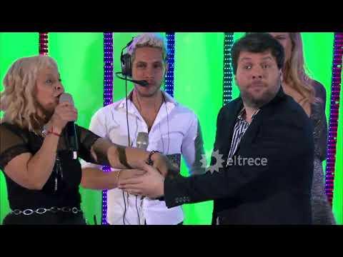 Guido se animó y bailo con una de las concursantes ¡Vamos Guido!