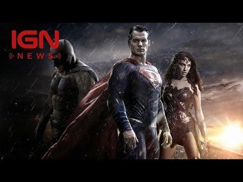 Screenwriter Calls Man of Steel, Batman v Superman, Justice League