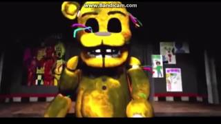 - Песня Golden Freddy на Русском