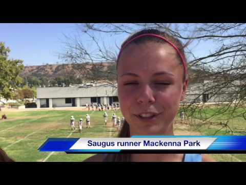 Saugus girls cross country preview 2016