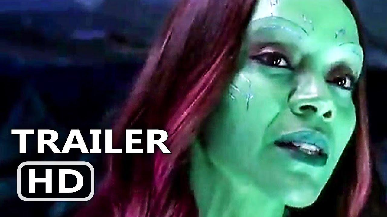 "GUARDIANS OF THE GALAXY 2 ""Gamora VS Nebula"" Trailer (2017 ... |Gamora Guardians Of The Galaxy Trailer"