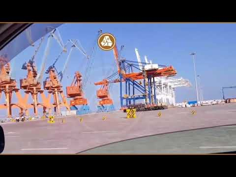 Gawadar Port Development ( Dec 2017 )