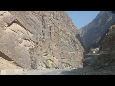 Piercing the Heart of Giant Mountains of Zhob