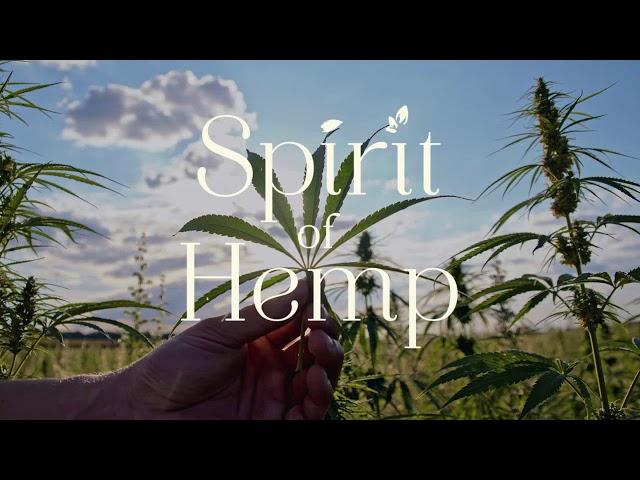 Spirit of Hemp - A gift from Nature