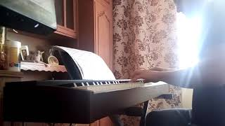 Bach invention 13