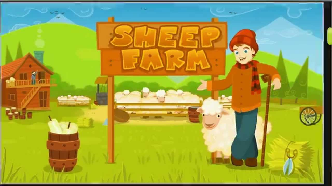 Sheep Farm Game Trailer Youtube