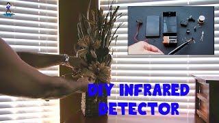 DIY Infrared Camera Detector/IR Tester