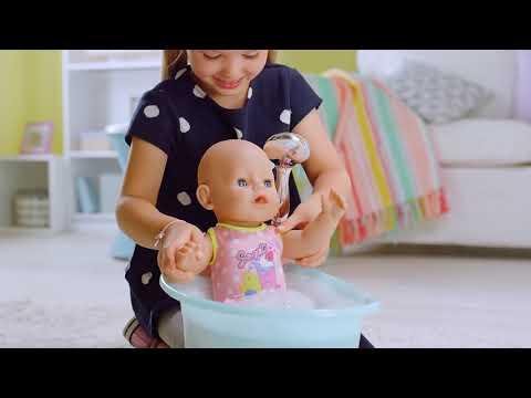 видео: Zapf Creation Baby born 824-610 Бэби Борн Ванна