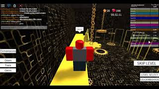 Zombies Speed Run 4: Concentration is all-Roblox (a little Plavrões)