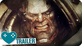 WARHAMMER 40.000: DAWN OF WAR 3 Launch Trailer (2017)
