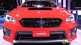 2018 Subaru WRX - Exterior and Interior Walkaround - Debut at 2017 Detroit Auto Show
