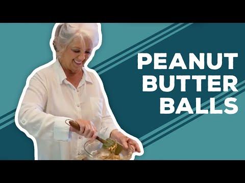 Quarantine Cooking – Peanut Butter Balls