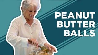 Quarantine Cooking - Peanut Butter Balls
