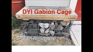 DIY Gabian Cages