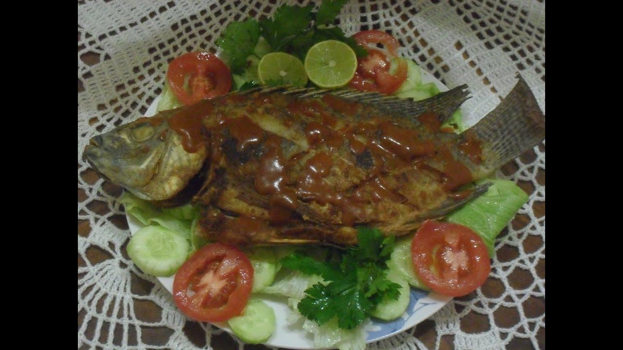 Ricas mojarras fritas pescado dorado y ensalada los for Proyecto de criadero de mojarras