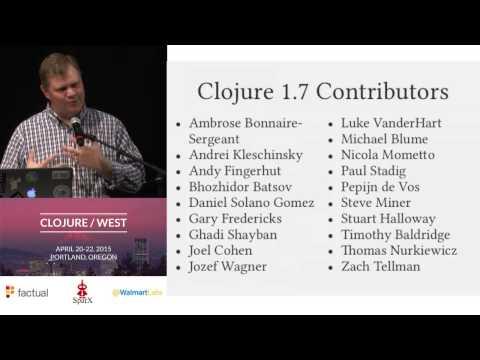 Clojure and ClojureScript Update