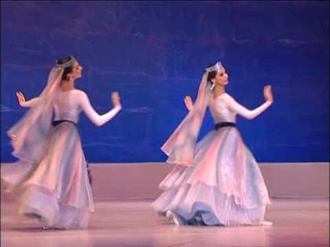 THE ARMENIA STATE DANCE ENSEMBLE