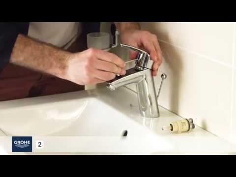 r parer un robinet qui fuit en changeant la cartouche du mitigeur funnydog tv. Black Bedroom Furniture Sets. Home Design Ideas