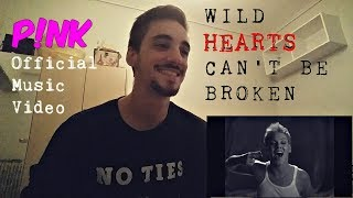 P!nk - Wild Hearts Can't Be Broken (Official Video) REACTION