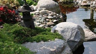 Un jardin japonais en Alsace - japanese garden in Alsace