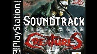 Nightmare Creatures II Soundtrack  - Frédéric Motte