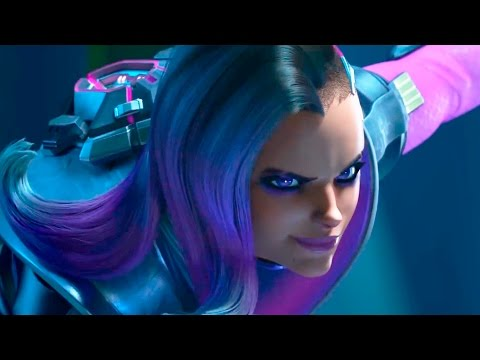 Overwatch Pelicula Completa 2016 - Animaciones en Español HD 1080p
