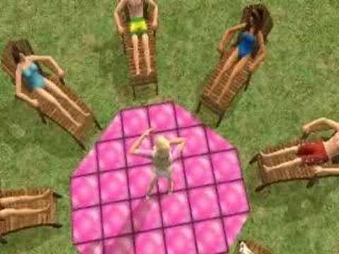 High School Musical 2 Fabulous (Sims 2)