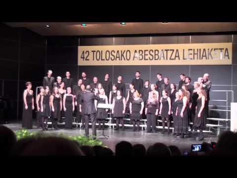 Alonso Lobo: Versa est in luctum  -  Hodeiertz Abesbatza + Oroith, Tolosa, Spain