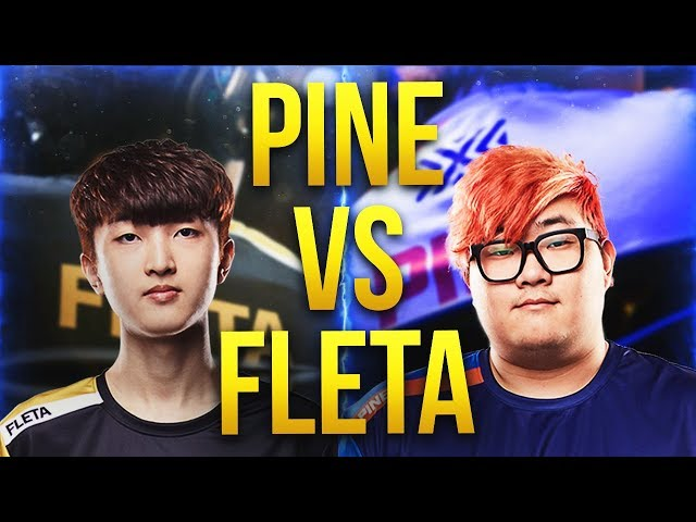 Pine VS Fleta - DPS GODS Montage - Overwatch Montage