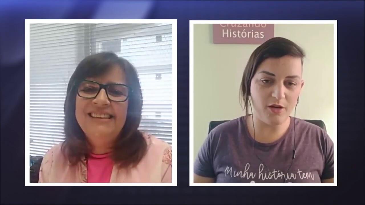 Cruzando Histórias no Jornal da Câmara SP