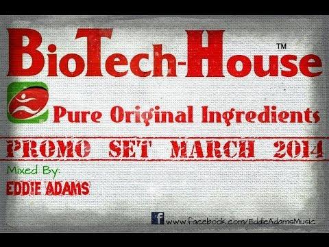 Eddie Adams @ Promo Tech House Set March 2014
