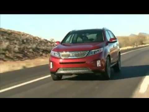 2014 KIA Sorento: Expert Car Review By Lauren Fix   YouTube