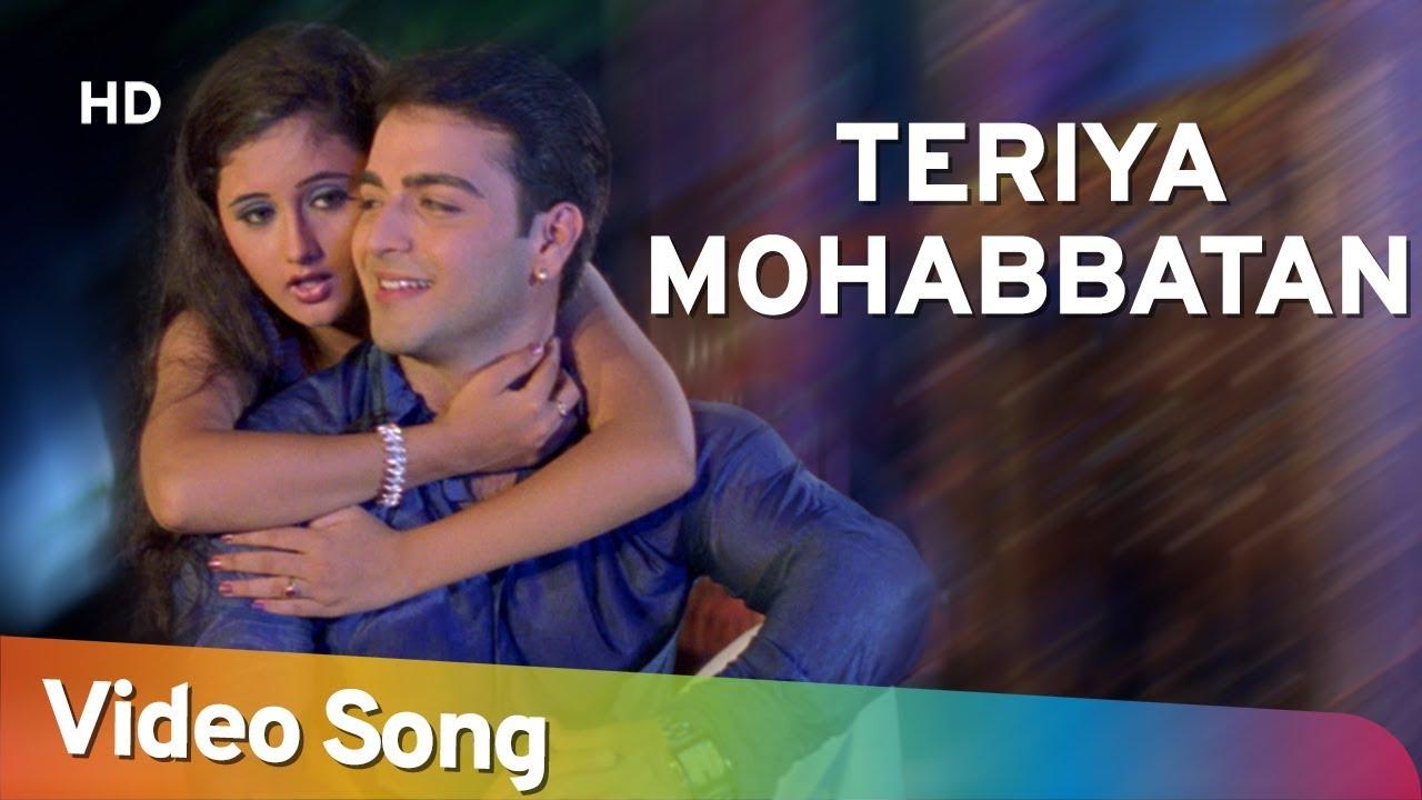 Download Teriya Mohabbatan Ne Maar Sutiya (HD)   Rashmi Desai   Yeh Lamhe Judaai Ke Songs