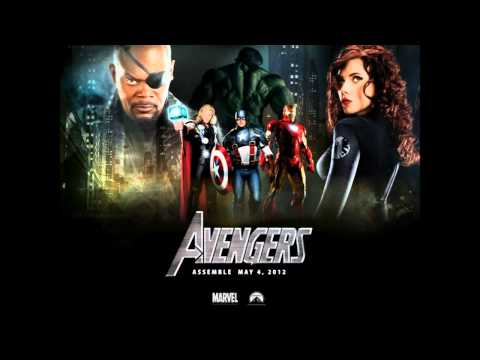 The Avengers Soundtrack (HD) - Cubase Composition