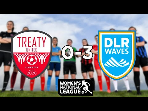 WNL GOALS: Treaty United 0-3 DLR Waves