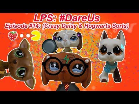 ❋ LPS: #DareUs (Episode #14: Crazy Daisy & Hogwarts Sorts)