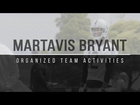 Organized Team Activities: Martavis Bryant
