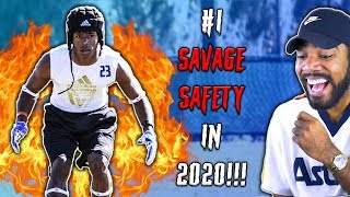 1 Safety In The Country Avantae Williams DROPS THE HAMMER ON KIDS I Sharpe Sports