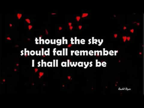 ETERNALLY - (Lyrics)