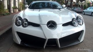 Mansory Renovatio SLR McLaren Accelerations