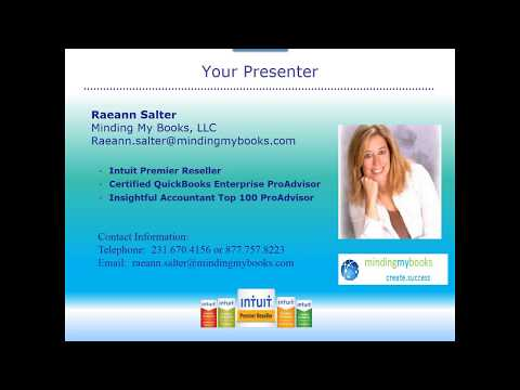 QuickBooks Enterprise - Wholesale / Distributing Demonstration