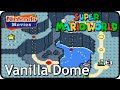 Super Mario World - World 3: Vanilla Dome (Multiplayer Walkthrough,  All Exits)