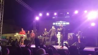 Rapaz 100 Juiz feat Detroit Kabuverdianu - CV di hoje em dia - Ao Vivo