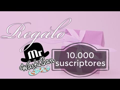 Regalo 10000 suscriptores: descargables para aprender brush lettering